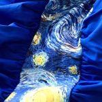 Azzurro banda Van Gogh