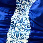 Azzurro banda maiolica